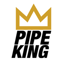 The Pipe King Logo